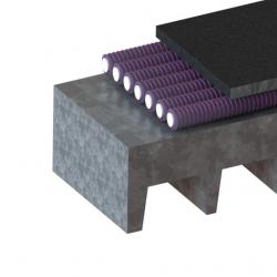 Klassieke profiel v-snaar E492 40x12500
