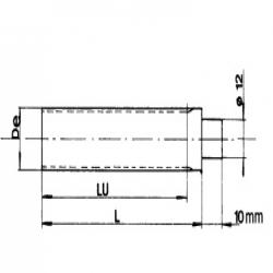 Elektromotor  80-2 1,1KW  B5 IE2