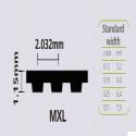 MNHL30/3/466.86    ( IEC63B5 ) Ratio 466.86
